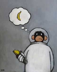 Antes, los plátanos eran plátanos.
