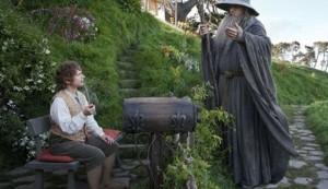 Gandalf reclutando a su saqueador