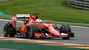 Aunque te sientas Vettel no terminarás la carrera sin buenas llantas.